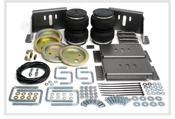 Answers To Popular Questions About Air Bag Suspension Kits