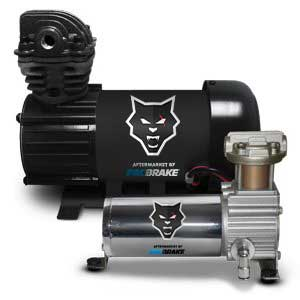 12VDC and 24 VDC Heavy Duty Air Suspension Compressors
