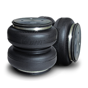 Large Double Convoluted Replacement Air Suspension Spring